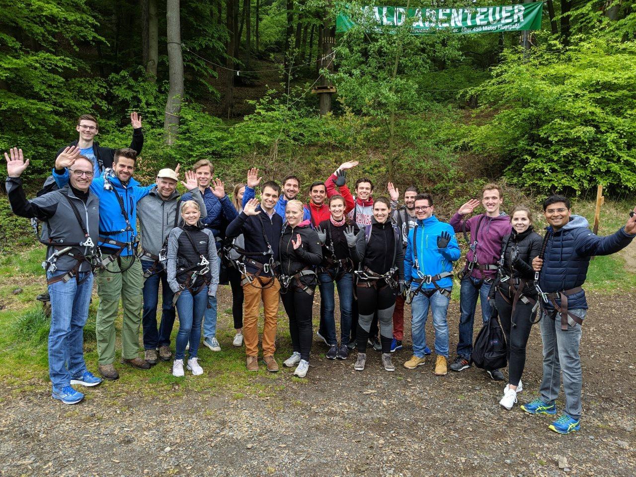 """""""Kletter in den Mai!"""" (01.05.2019)"""