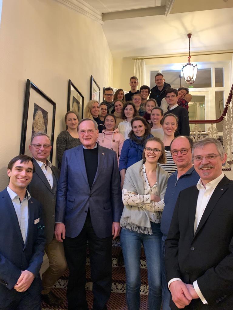 Vortrag: Rotary in der NS-Zeit (18.02.2020)